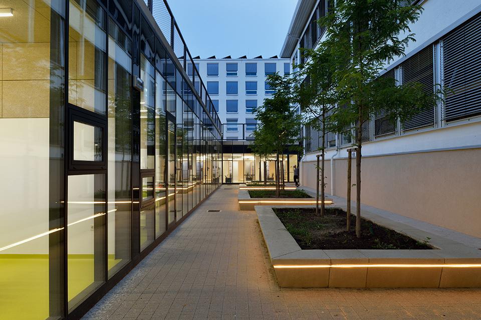 Styria arhitektura   Srednja zdravstvena in kozmetična šola Maribor 2018
