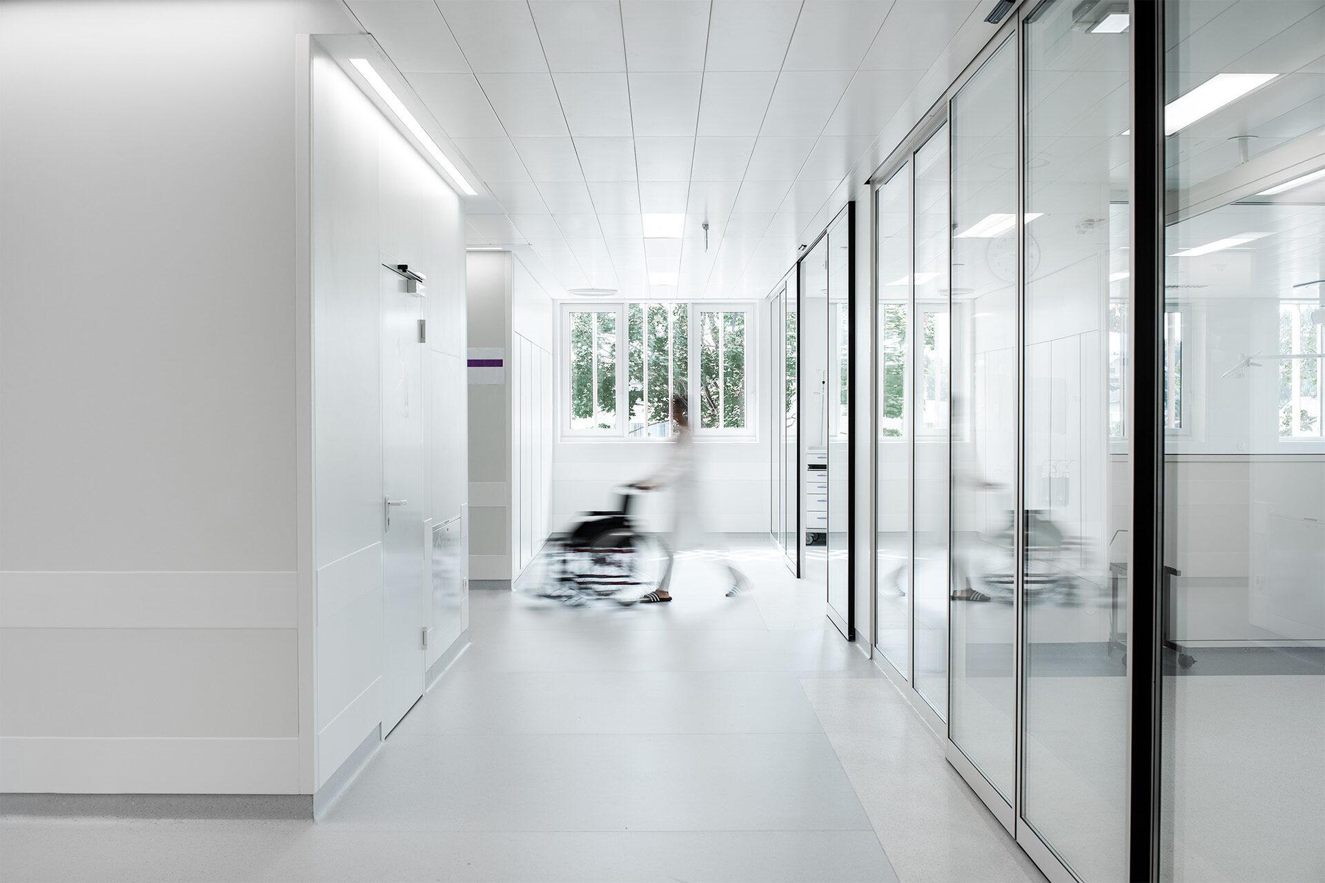 A1 Intensive care hospital Novo mesto