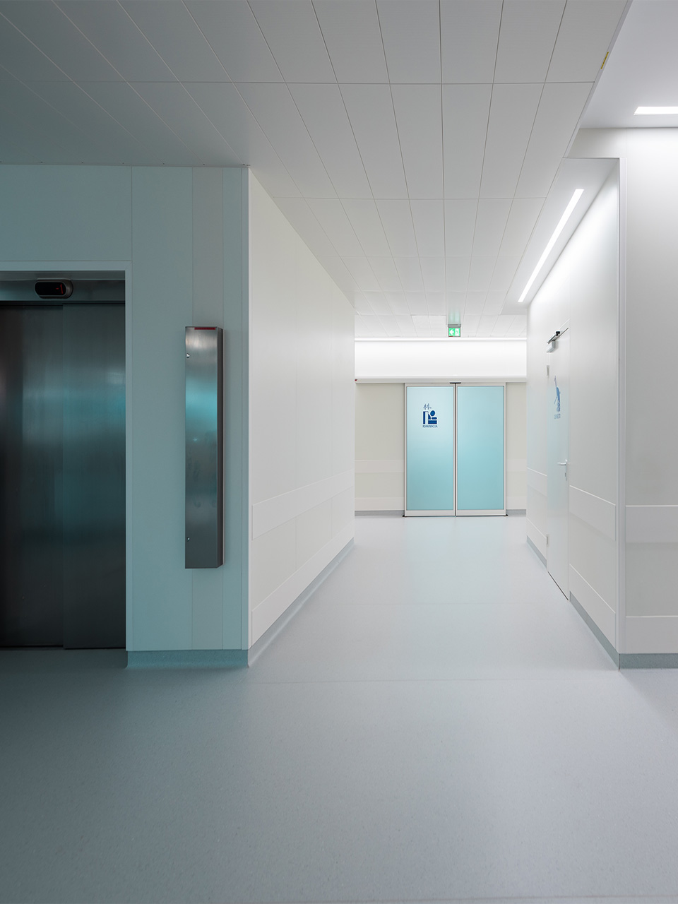 B1 Intensive care hospital Novo mesto